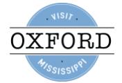 Visit City of Oxford Logo